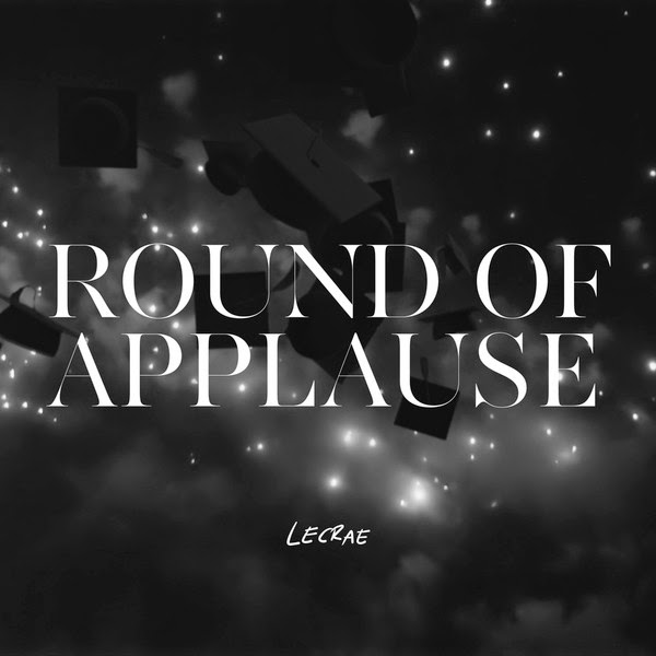 Lecrae - Round of Applause - Single Cover