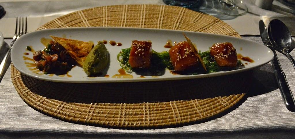 Zeascape Restaurant Phuket tuna