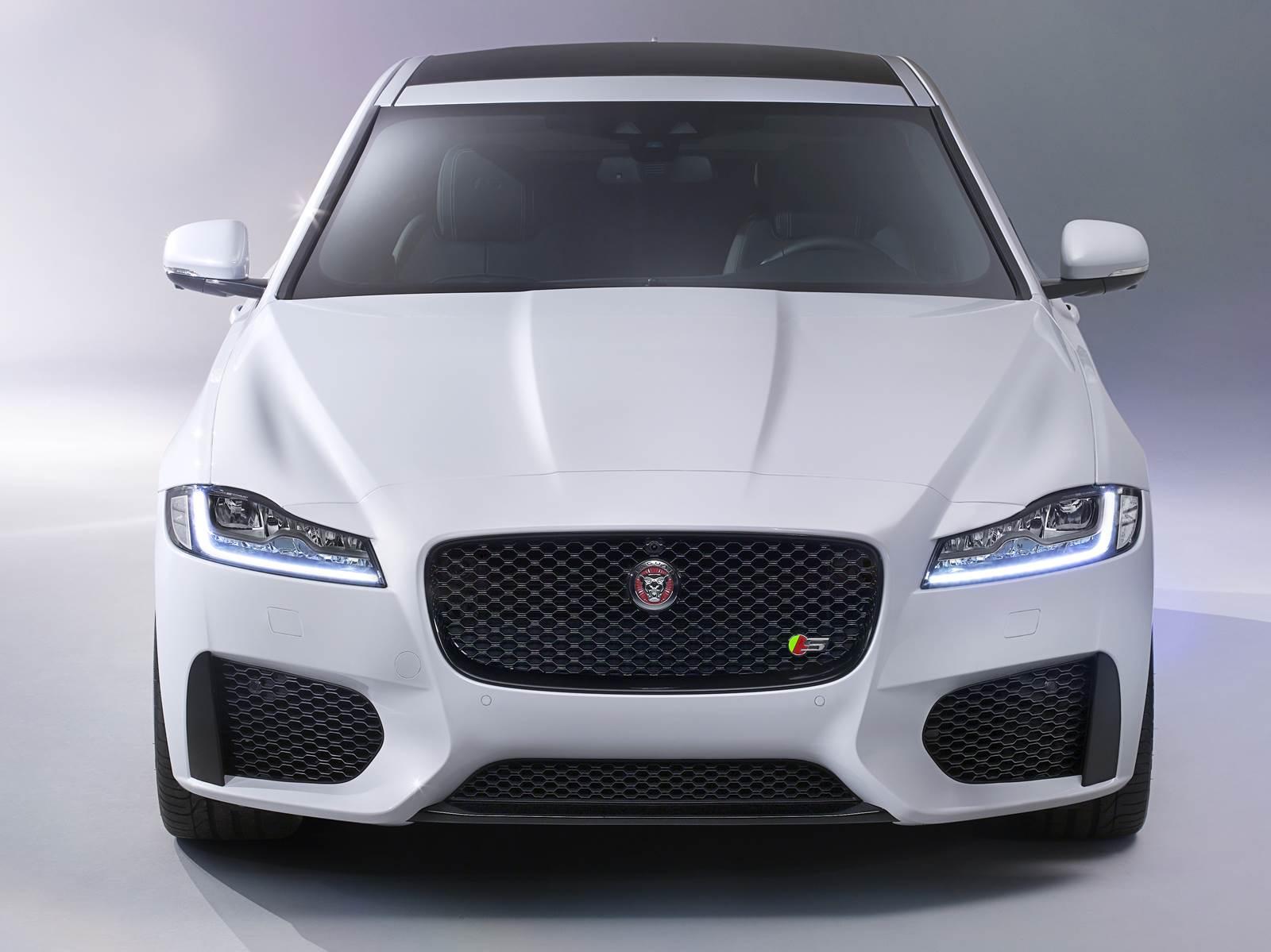 Novo Jaguar XF 2016