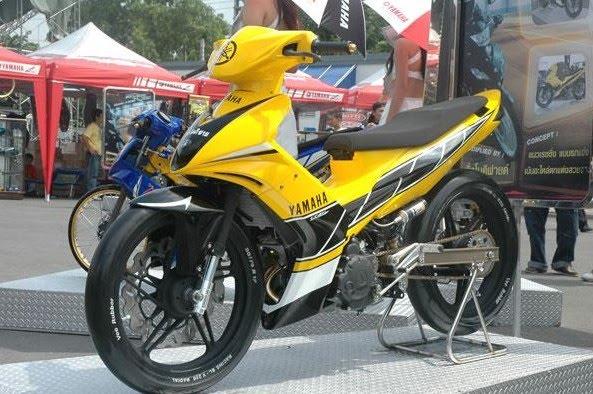 Foto Modifikasi Yamaha Vstar