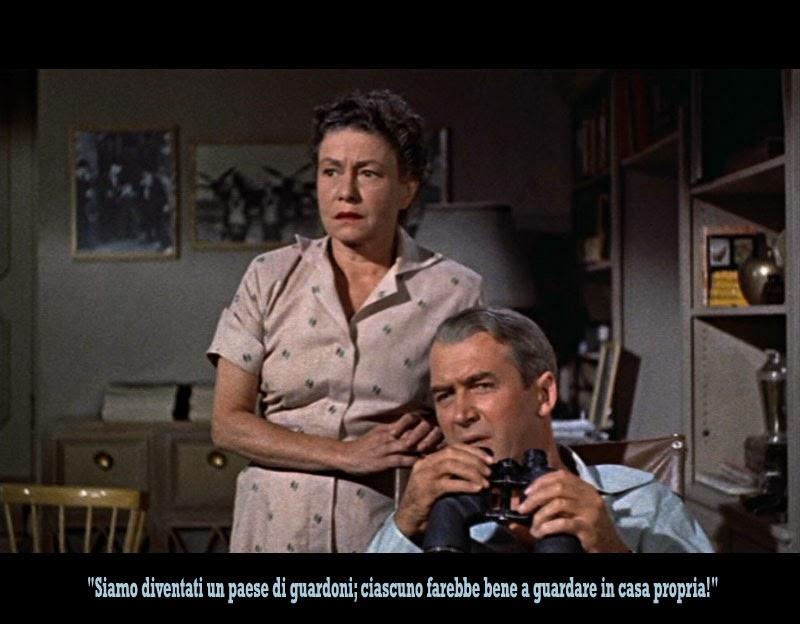 Gio spinelli frasi da film la finestra sul cortile regia alfred hitchcock 1954 - La finestra sul cortile film completo ...