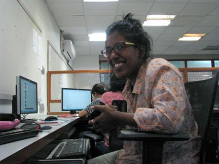 Shanthala Setty