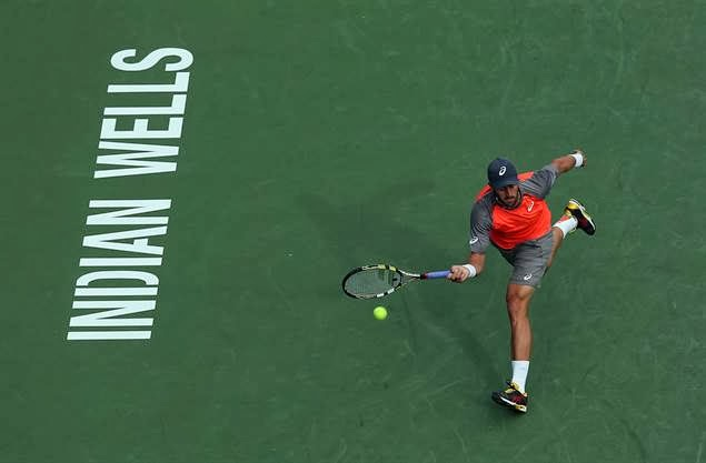 TENIS-Masters 1000 Indian Wells 2014