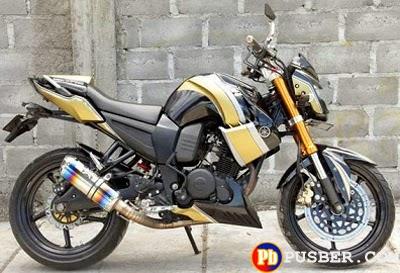 Yamaha Byson Full Fairing Monster