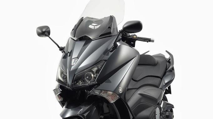 Yamaha TMAX Resmi Dilego Rp 185 Juta