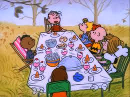 charlie browns thanksgiving