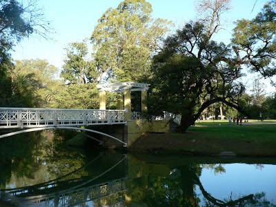 Parque Sarmiento Córdoba