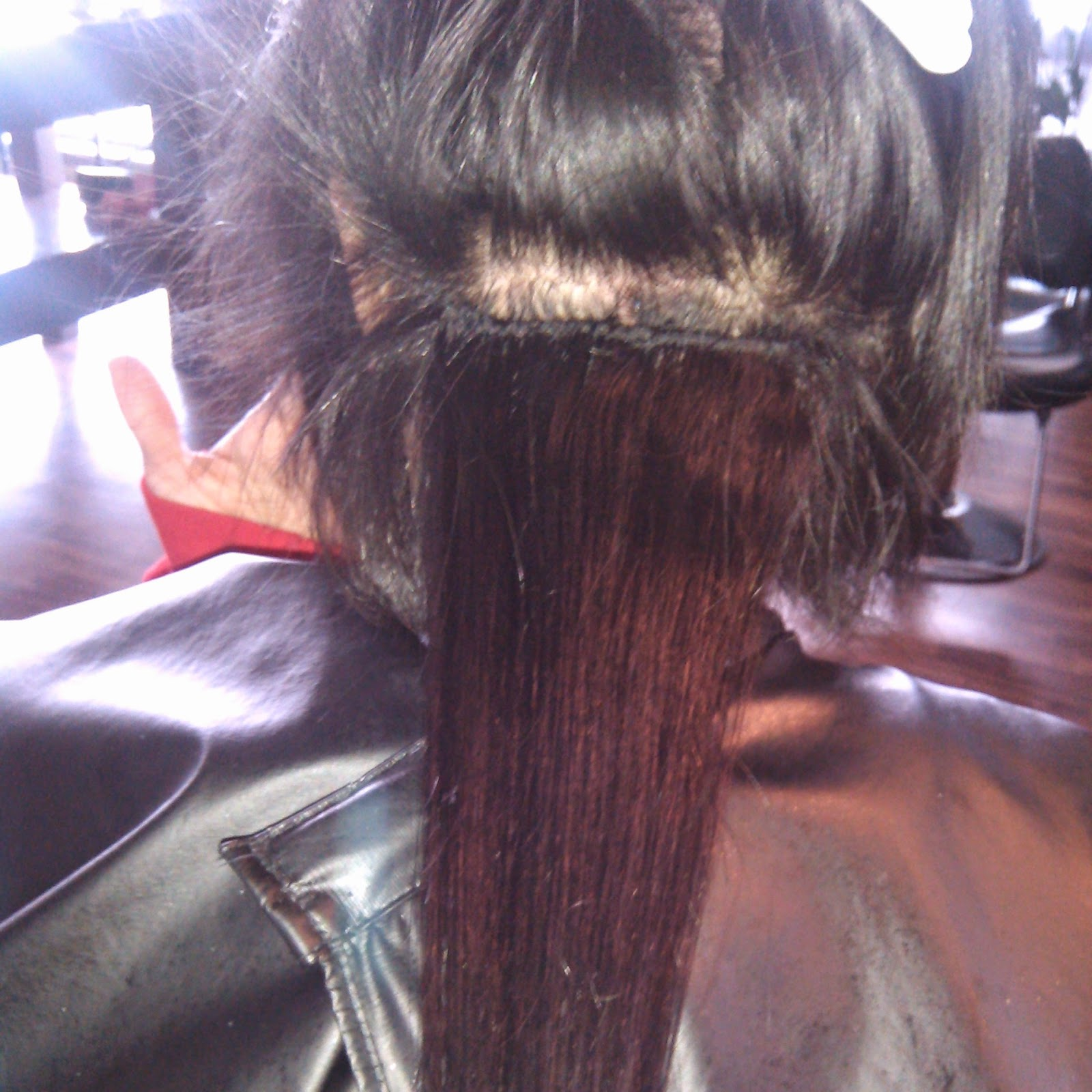 Braidless Extensions For The Working Diva 2014