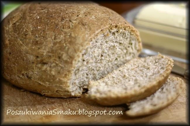 Chleb drożdżowy prowansalski