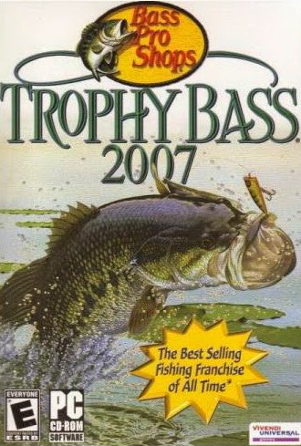 Download Games Bass Pro Shops: Trophy Bass 2007 Full Rip Gratis
