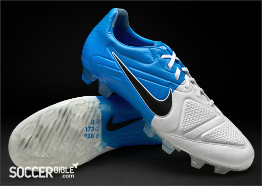 Nike CTR360 Blue and White