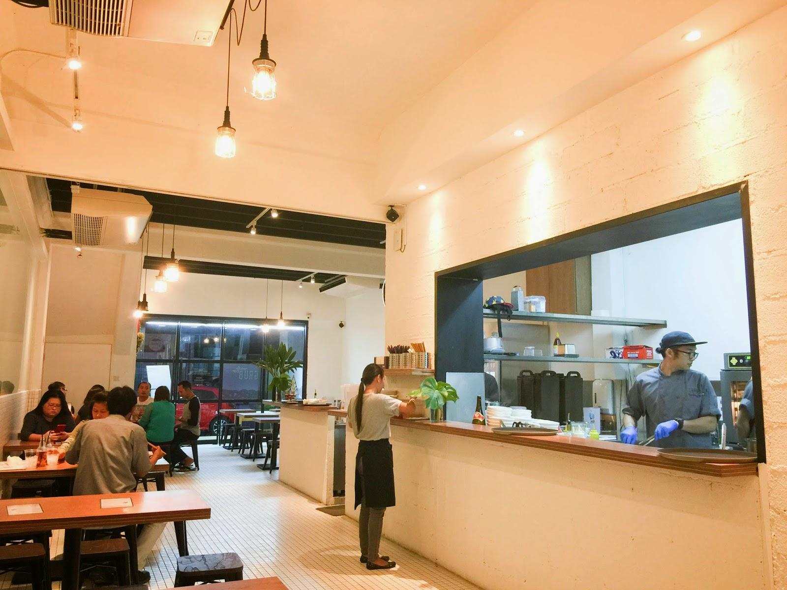 GRUB Noodle Bar Singapore