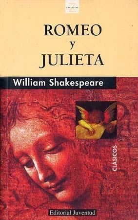 Portada del libro Romeo y Julieta descarga epub y pdf gratis