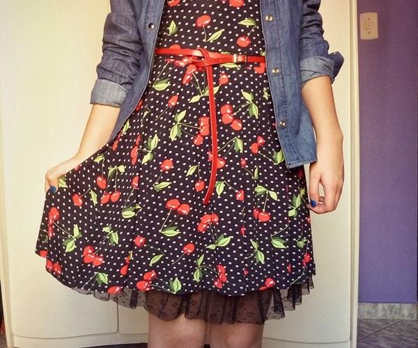 vestido poás