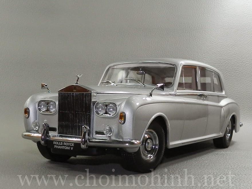 Rolls-Royce Phantom V 1964 1:18 Paragon