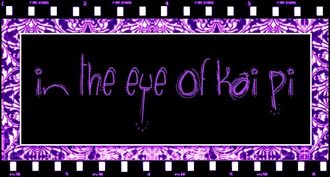 In the eye of Kai Pi