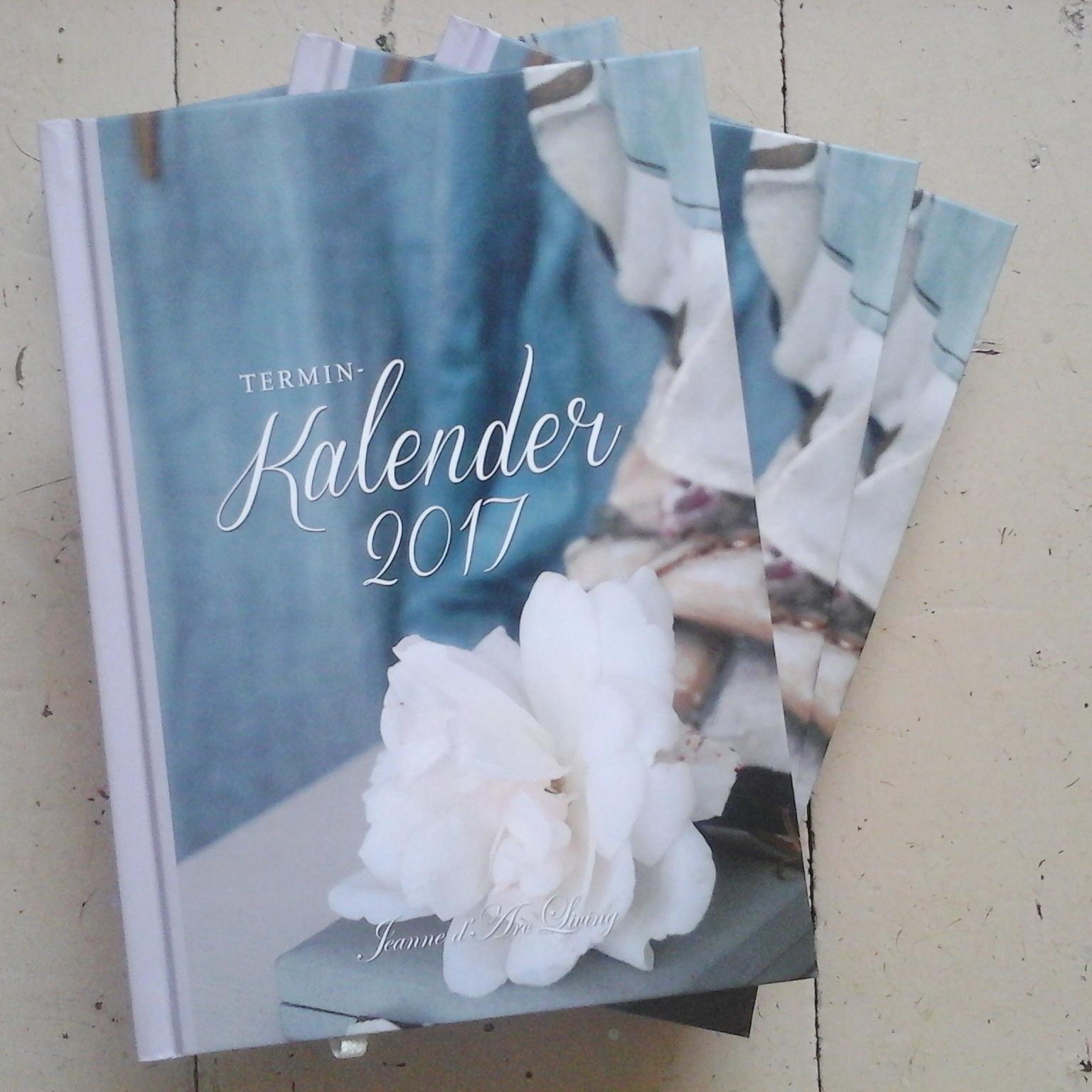 Der wunderschöne Kalender von JDL