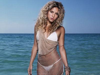 Shakira hot pics
