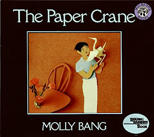 The Paper Crane - Children's Picture Book