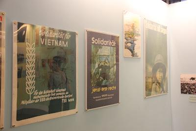 Foto-Ausstellung des Vietnam-Krieges