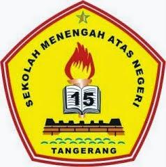 Logo SMA Negeri 15 Kota Tangerang