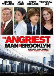 ver The Angriest Man In Brooklyn (2014)