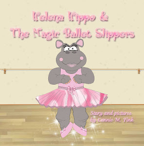 Helena Hippo & The Magic Ballet Slippers