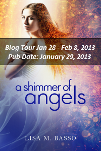 A Shimmer of Angels Blog Tour