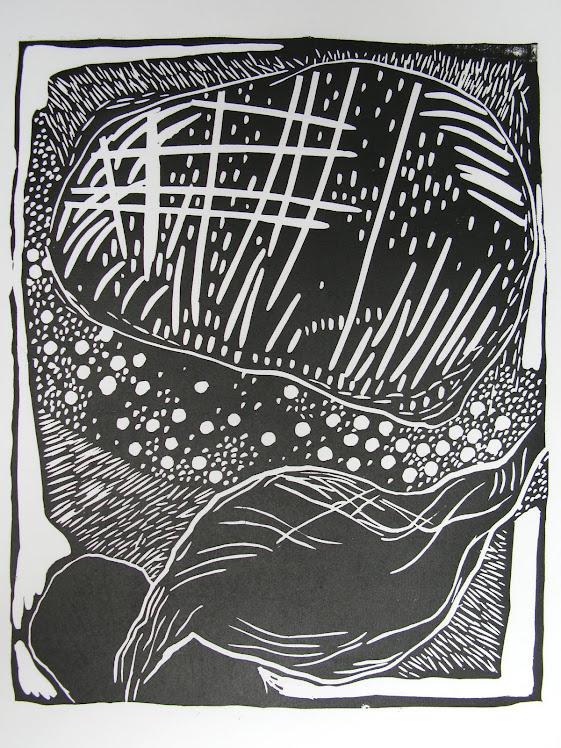 Linogravure 23x29 2011
