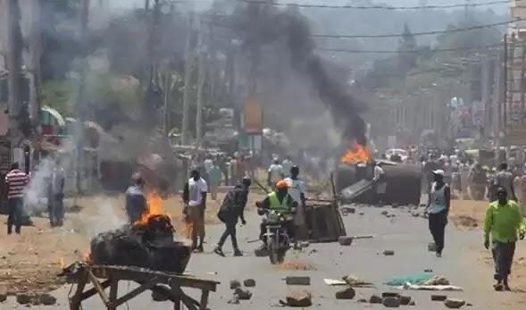 Εικόνες από… Βενεζουέλα και στην Κένυα: Νεκροί από αστυνομικά πυρά δύο διαδηλωτές