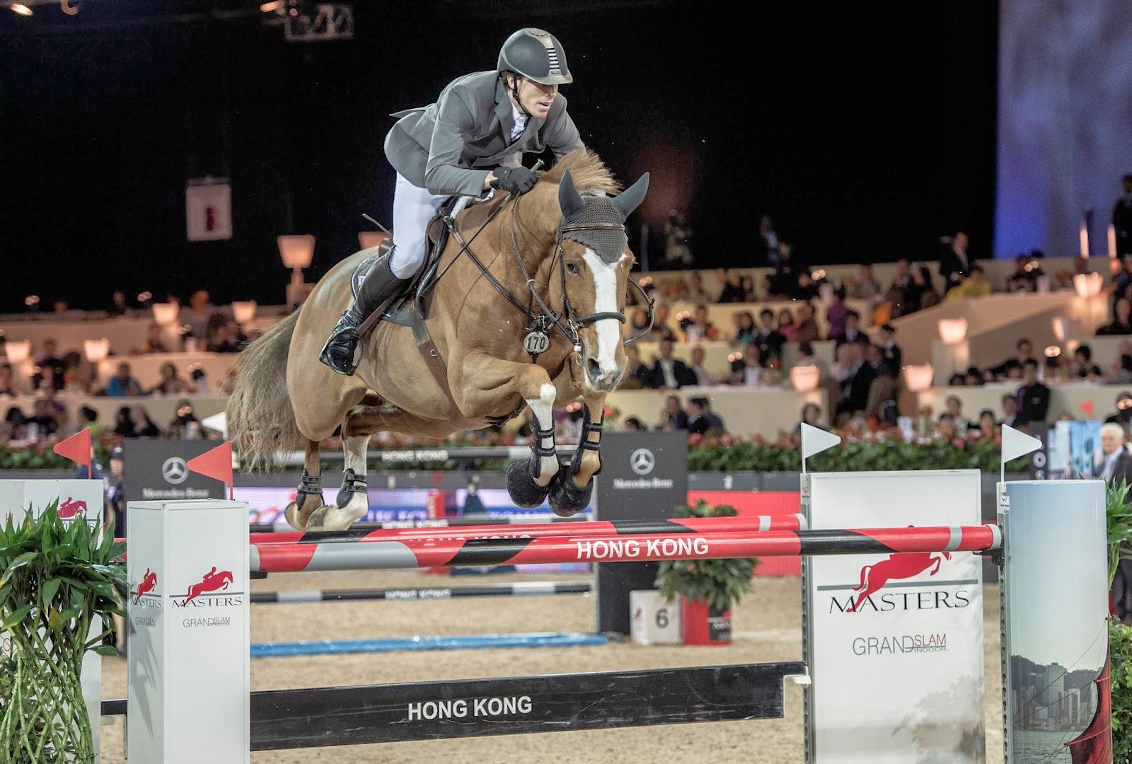 Carinjo HDC, Competition, Germany, Gotha FRH 18, Hong Kong Masters, Horse, Horse Jump, Longines, Longines Grand Prix, Sports, Sweden, Ukraine, Winner,