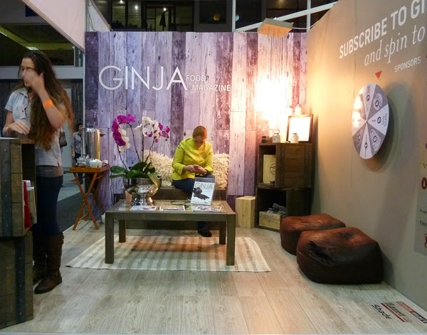 Happiness is... Durban Good Food & Wine Show 2014 - Ginja Food Magazine