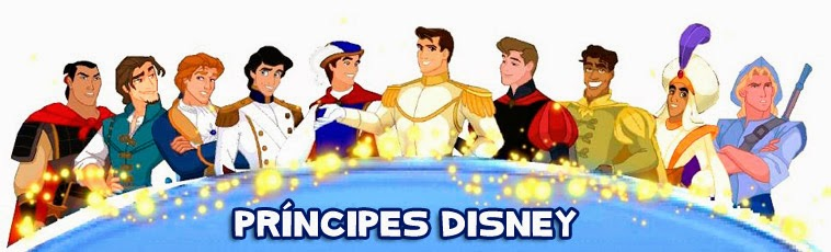 Blog de Príncipes de Disney