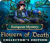 European Mystery 3 : Flowers of Death Collector's Edition