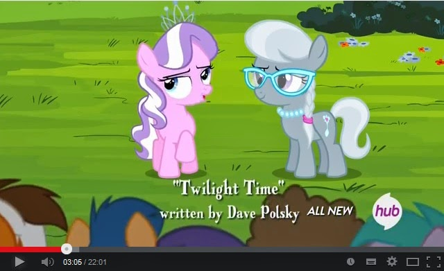 My Little Pony: Friendship is Magic - Twilight Time