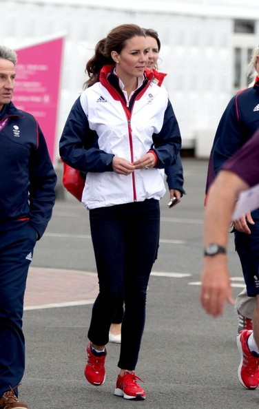 Inspire & Charm: Kate Middleton's Olympic Style