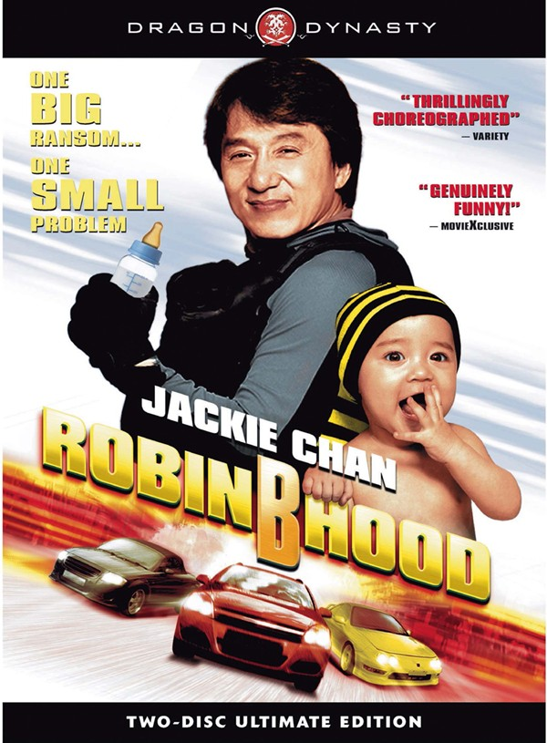 Jackie Chan Movie List
