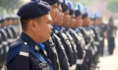 Kerja Kosong Polis Diraja Malaysia