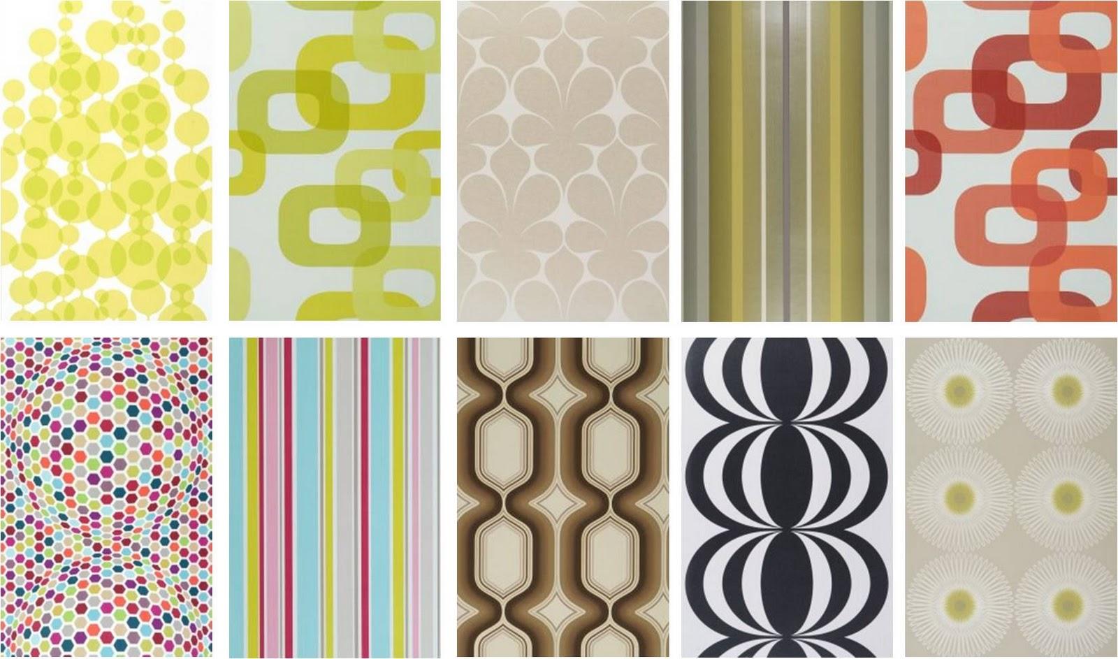 papel de parede decoracao de interiores: de interiores e tendências 2012. dicas de: Lavabos: papel de parede