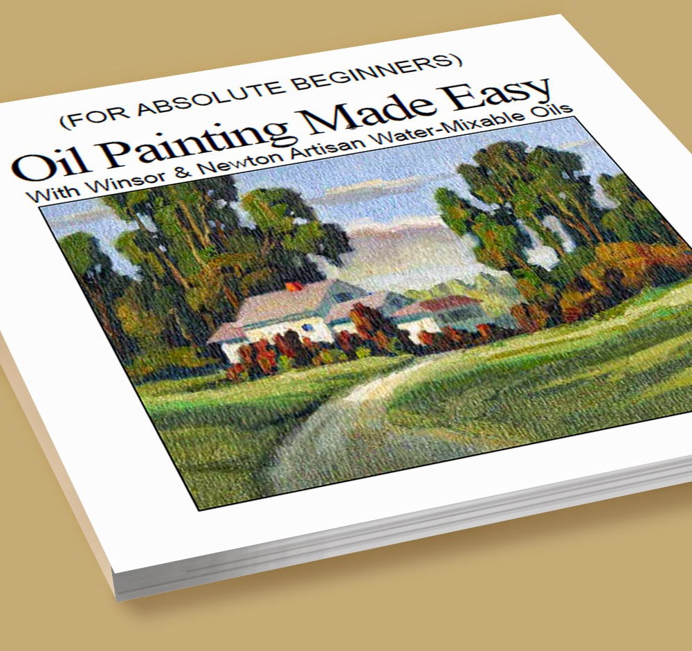 daily painters of california oil painting tutorial for
