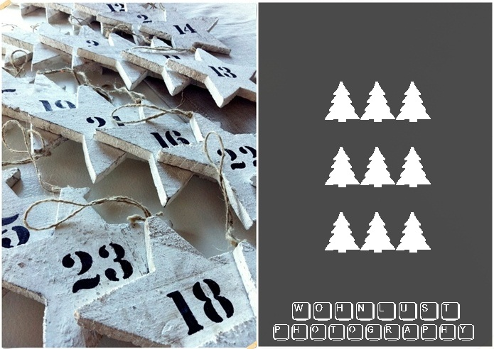 Wohnlust: Adventskalender No. I