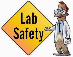 السلامة في مختبر الكيمياء