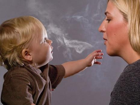 Se desarrolla la dependencia del fumar