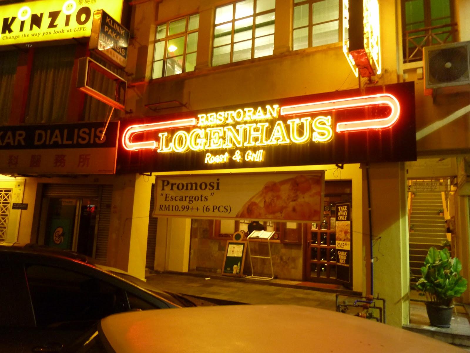 Logenhaus Roast & Grill>