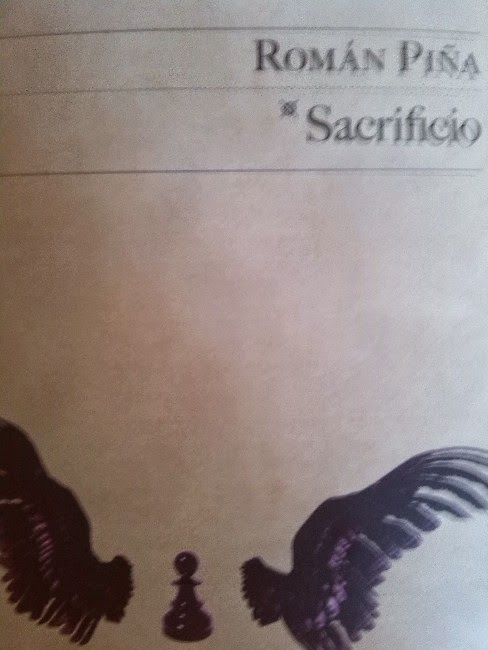 Sacrificio, de Román Piña - portada