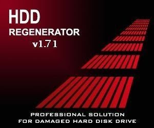 HDD ေတြကို ျပန္လည္ေကာင္းမြန္လာေအာင္ ျပဳလုပ္ေပးတဲ့ HDD Regenerator 1.71 Full