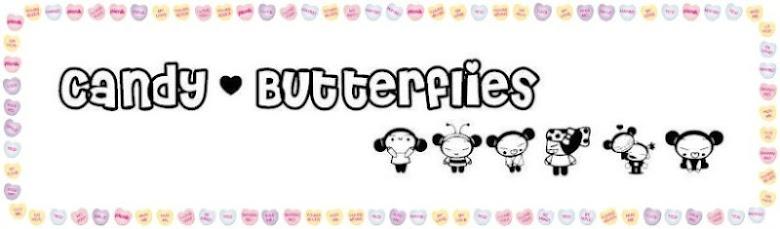Candy ♥ Butterflies