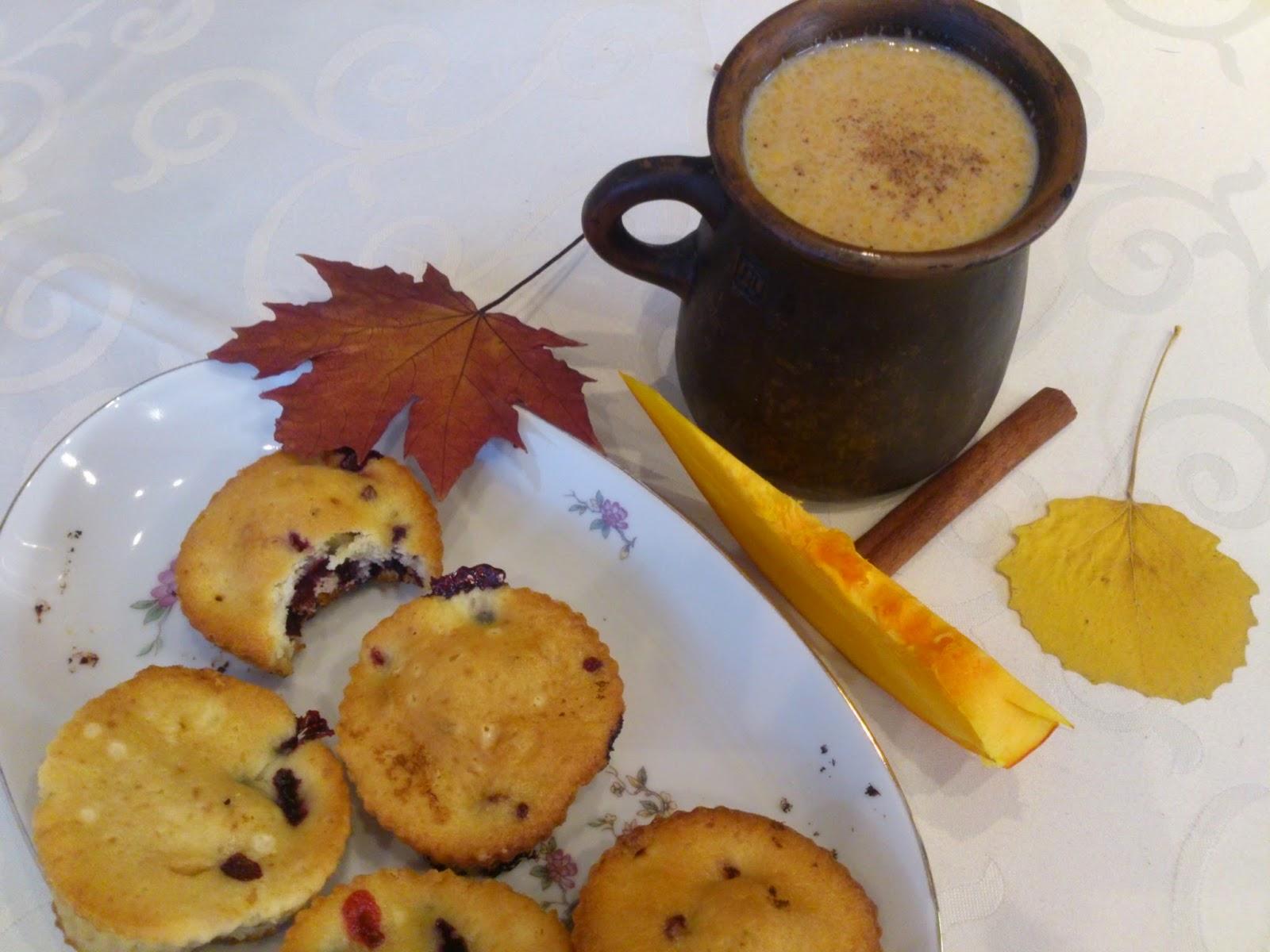 Рецепт тыквенного латте