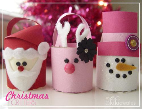Rotoli Di Carta Igienica Lavoretti Natale : Giocabosco creare con gnomi e fate lavoretti con i tubi della
