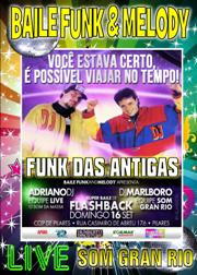 DVD BAILE FUNK &amp; MELODY